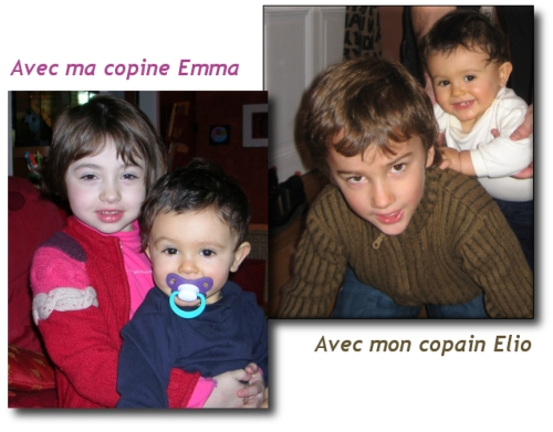 ma copine de Strasbourg et mon copain de Nancy