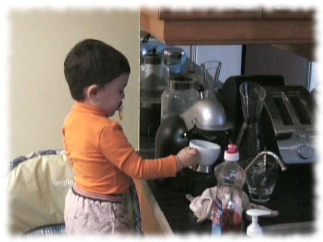 un café pour maman