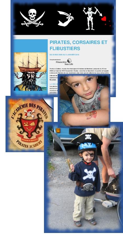 un mois de juin sous le signe des pirates