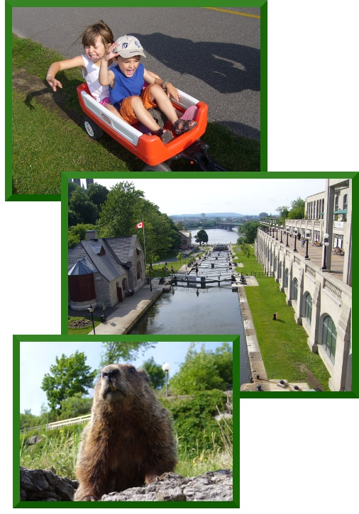 Ottawa-canal rideau