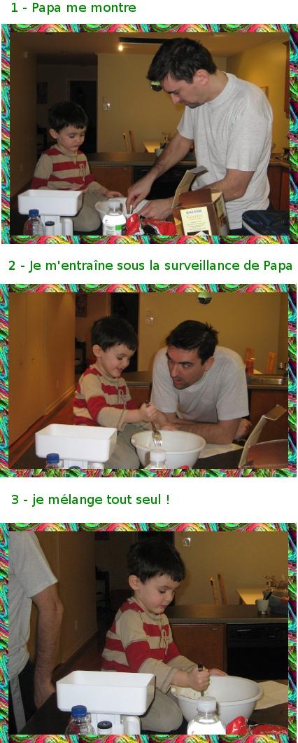 cookies avec Papa